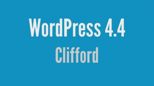 "Die neue WordPress-Version 4.4 wurde ""Clifford"" getauft. (Screenshot: WordPress.org)"