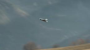 Neue Parrot-Drohne Disco: Erst schütteln, dann 45 Minuten fliegen