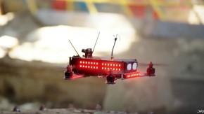Der Motorsport der Zukunft? Drone Racing League will die Formel 1 für Drohnen werden