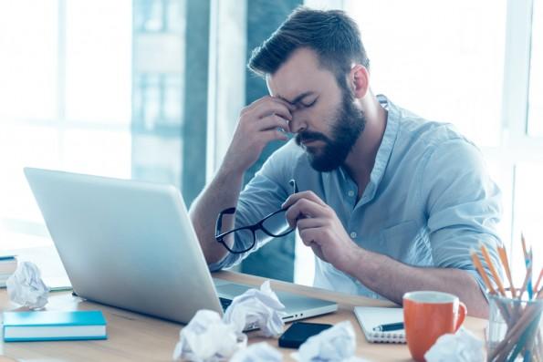 Produktivitaet stress