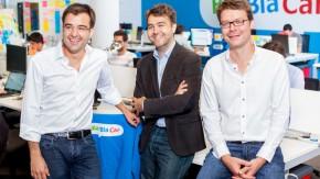 """""""Uber ist keine Konkurrenz"""" – BlaBlaCar-Gründer Nicolas Brusson im Interview [DLD16]"""