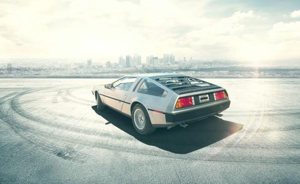 """DeLorean DMC-12: Der Kultwagen aus """"Zurück in die Zukunft"""" soll wieder gebaut werden. (Foto: DeLorean Motor Company)"""