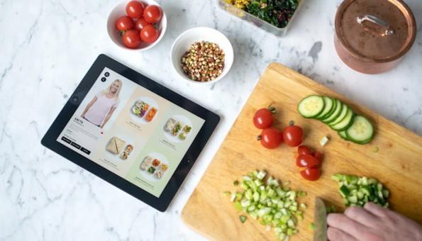 Die App zur smarten Lunch-Box liefert dir Rezepte zum Nachkochen. (Foto: Prepd Pack)