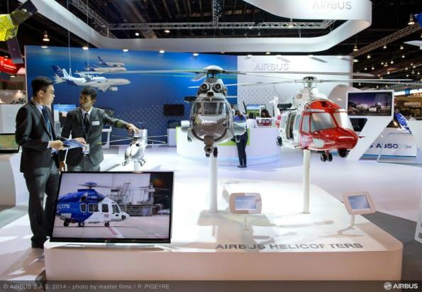 Uber setzt bei Helikopterflügen auf Airbus-Hubschrauber. (Bild: Airbus)