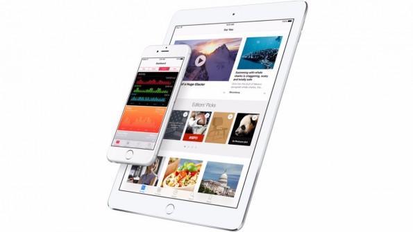 Das iOS-9.3-Update bringt unter anderem einen Blaulichtfilter. (Bild: Apple)