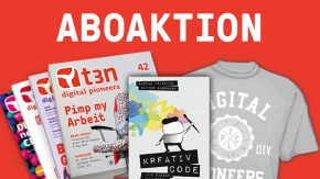 """Kreativcode"" im Abo-Bundle [t3n-Aktion]"