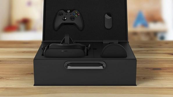 Die Oculus Rift wird mit Zubehör geliefert. (Bild: Oculus VR)