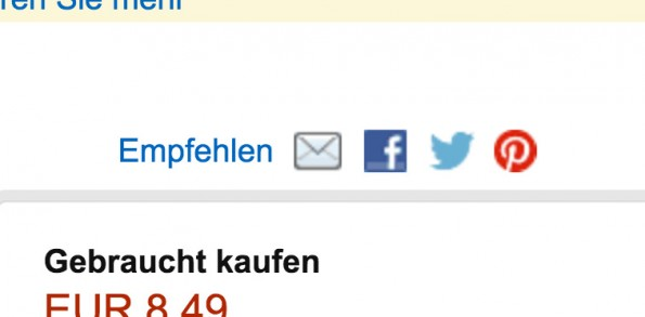 Amazon Marketplace: Um diese Funktion geht es. (Screenshot: Amazon.de)