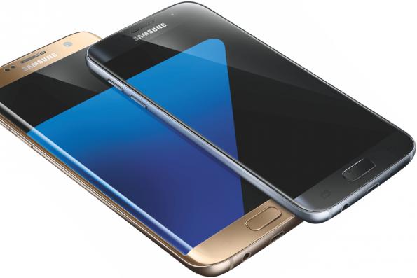 Samsung Galaxy S7 (Bild: VentureBeat)