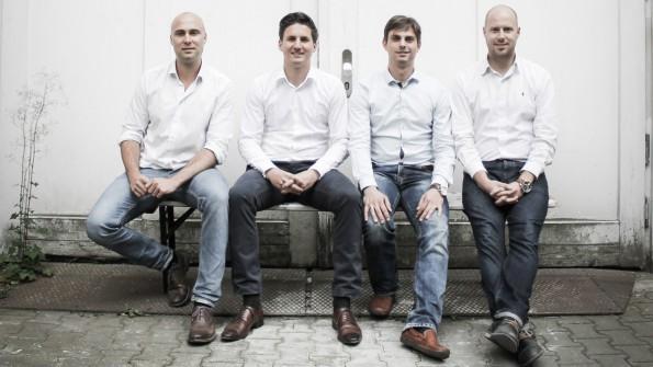 Das Gründerteam von Travelcircus. (Foto: Presse)