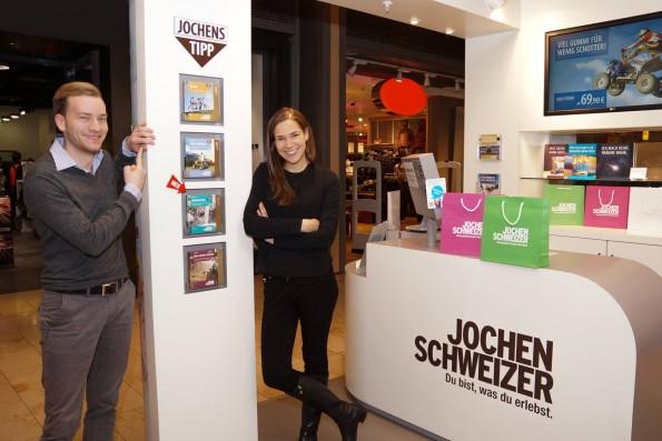Nachdem Freya Oehle und ihr Mitgründer Tobias Kempkensteffen bei DHDL noch leer ausgingen, erhielten sie im Nachgang der Sendung ein sechsstelliges Investment von Jochen Schweizer. (Foto: Spottster/Facebook)