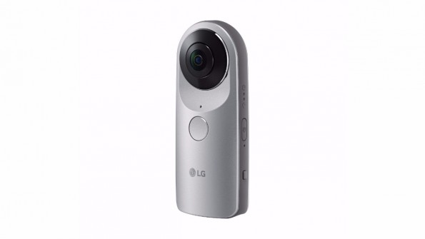 LG 360 CAM. (Bild: LG)