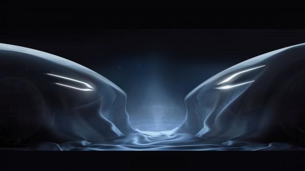 Techrules: E-Supersportwagen wird erst Anfang März enthüllt. (Foto: Techrules)