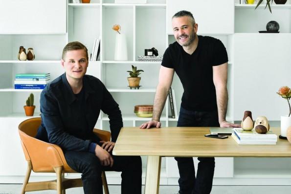 Die Hem-Gründer Petrus Palmér und Jason Goldberg. (Foto: Evening Standard)