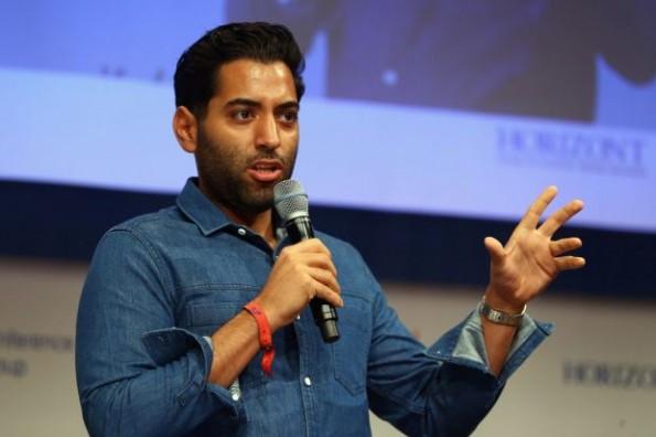 Navid Hadzaad, CEO von GoButler. (Foto: Horizont)