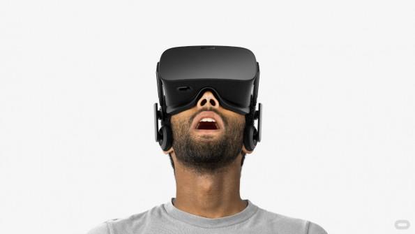 Oculus Rift gibt 2016 den Aufschlag bei den Highend-Lösungen für Virtual Reality. (Foto: Oculus)