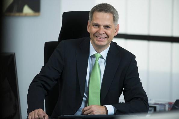 Media-Saturn-Manager Pieter Haas sieht Grenzen für den Online-Handel. (Foto: Media-Saturn-Holding GmbH)
