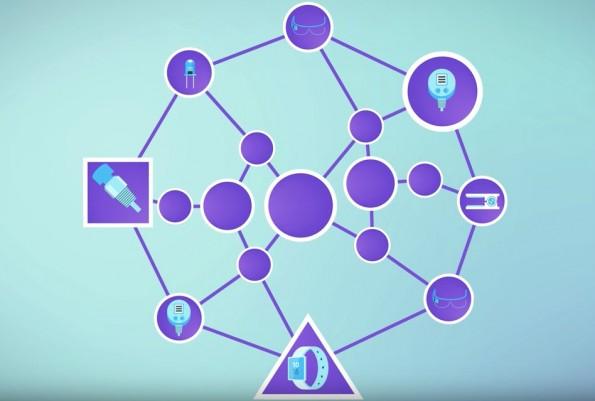Zephyr Project: echtzeitfähiges Betriebssystem für das Internet der Dinge/IoT. (Screenshot: YouTube/Zephyr)