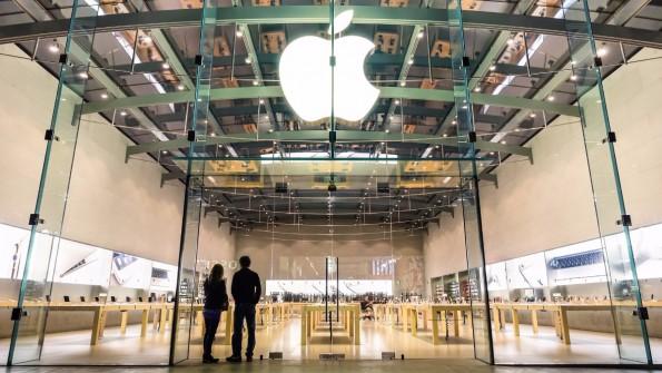 Apple existiert seit nunmehr 40 Jahren. (Foto:Lester Balajadia/ Shutterstock.com)