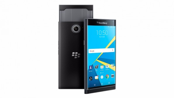 Das Priv ist nur das erste von vielen Android-Smartphones von BlackBerry. (Bild: BlackBerry)