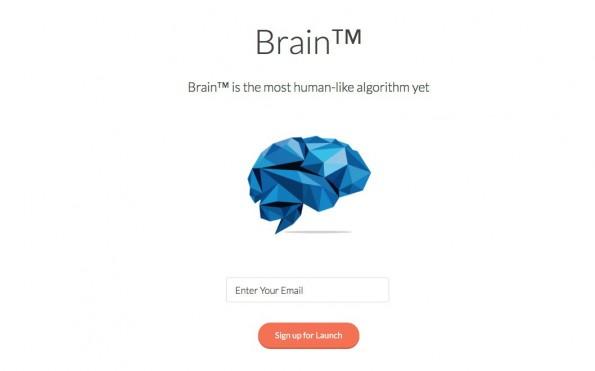 Brain: Kann die KI-Suchmaschine Google das Wasser reichen? (Screenshot: Brain.im/t3n)