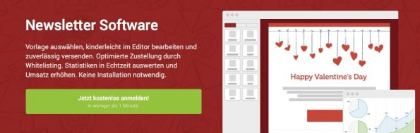 E-Mail-Marketing von Rapid Mail.