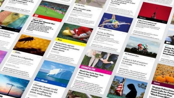 Facebook möchte mit den Instant Articles die Ladezeiten verringern. (Grafik: Facebook)