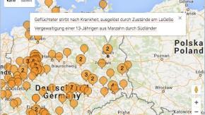 Die Hoaxmap sammelt widerlegte Flüchtlingsgerüchte – und du kannst dabei helfen!