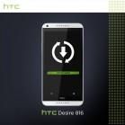 Überraschung: Das HTC Desire 816 bekommt tatsächlich noch Android Marshmallow. (Bild: HTC)