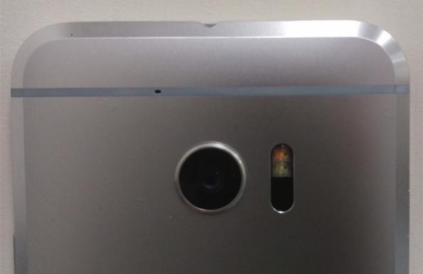 So soll das HTC One M10 von hinten aussehen. (Foto: Techtastic)