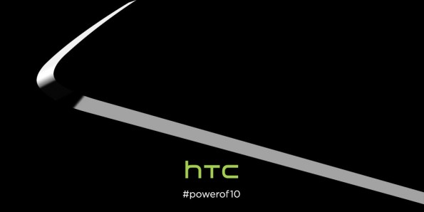 "Mit dem Hashtag #PowerOf10 teasert HTC sein One M10 an. (Bild: >a href=""https://twitter.com/htc/status/702553596462829569/photo/1"">HTC @Twitter)"
