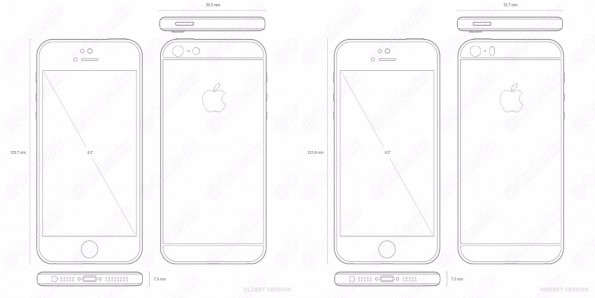iPhone SE: Abmessungen und Design. (Bild: Nowhereelse)
