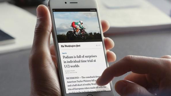 Facebook öffnet die Instant Articles für alle Publisher. (Foto: Facebook)
