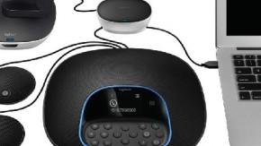 Videokonferenz-System Group von Logitech: Besserer Sound für bis zu 20 Teilnehmer