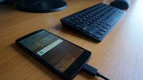 Maru OS macht Android-Smartphones zu Desktop-Rechnern