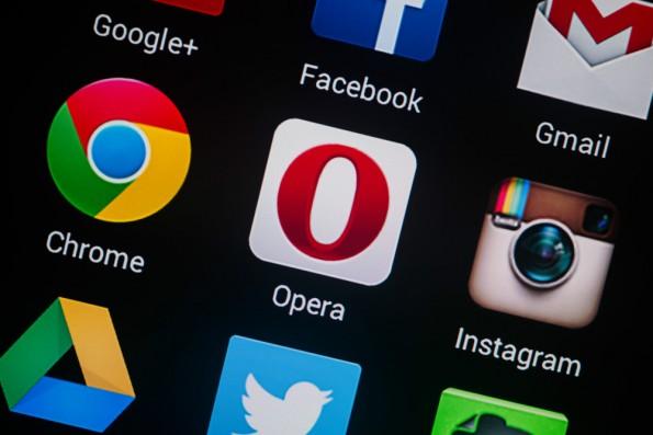 Vor allem auf Smartphones macht der Opera-Browser eine gute Figur. (Foto: Shutterstock)