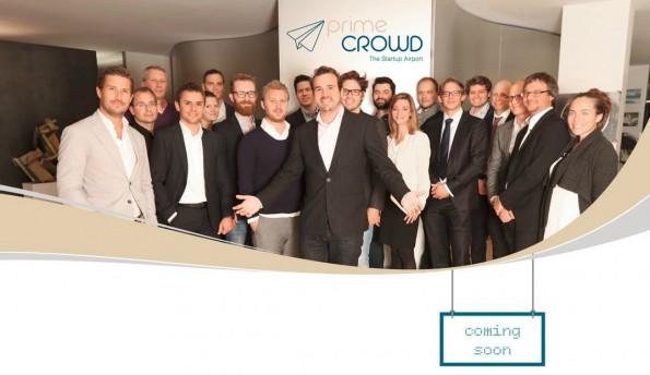 Crowdinvesting für Startups: Das Team der österreichischen Plattform primeCrowd. (Foto: primeCrowd)