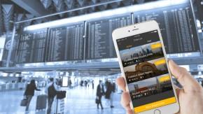 Reisen ohne Gepäck: Bagshuttle will bequemen Lieferdienst für Koffer etablieren