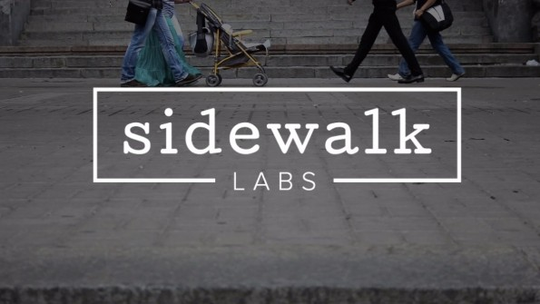 Alphabet: S, wie Sidewalk Labs: (Bild: Sidewalk LAbs