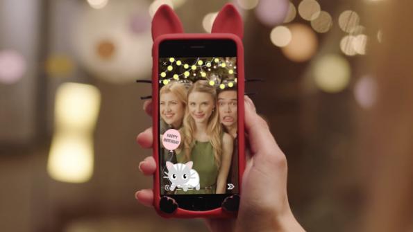 Snapchat ist eine der derzeit heißesten Facebook-Alternativen. (Foto: YouTube/Snapchat)
