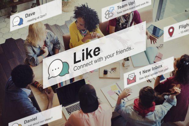 Social Media ist nicht wegzudenken aus dem Marketing – doch Anwender müssen die Plattformen verstehen. (Grafik: Shutterstock-Rawpixel.com)