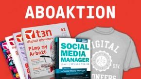 """Gleich zugreifen: """"Der Social Media Manager"""" von Rheinwerk [t3n-Aktion]"""