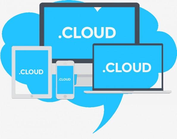 Ab sofort kann sich jeder eine .cloud-Domain registrieren. (Grafik: Aruba)