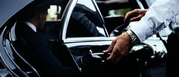 Uber-wachung: Sicherheit geht vor. (Foto: Uber)