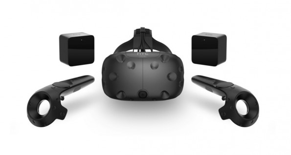 HTC Vive dürfte die technologisch fortgeschrittenste Lösung des Jahres 2016 werden. (Foto: HTC)