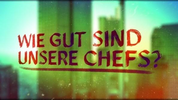 Wie gut sind unsere Chefs? Dieser Frage geht das ZDF in einer Dokumentation nach. (Quelle: ZDF / Skynamic / Henning Tietz)