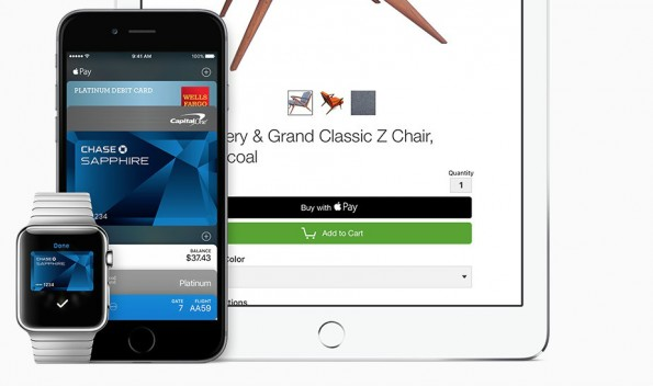 Apple Pay soll bald auf mobilen Websites gelauncht werden. (Screenshot: Apple/t3n)