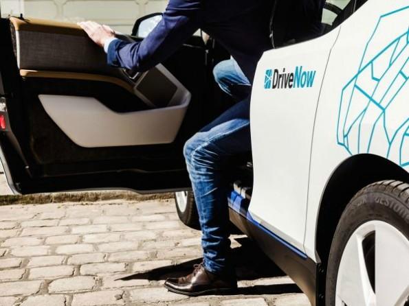 DriveNow: Startet BMW einen europäischen Uber-Rivalen? (Bild: BMW)