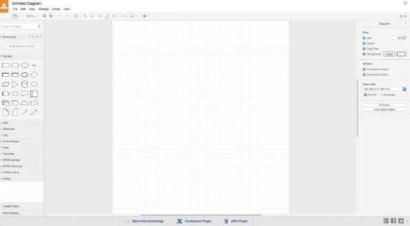 (Screenshot: draw.io)