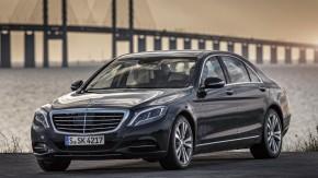 Uber will 100.000 autonome S-Klasse-Limousinen kaufen [Startup News]